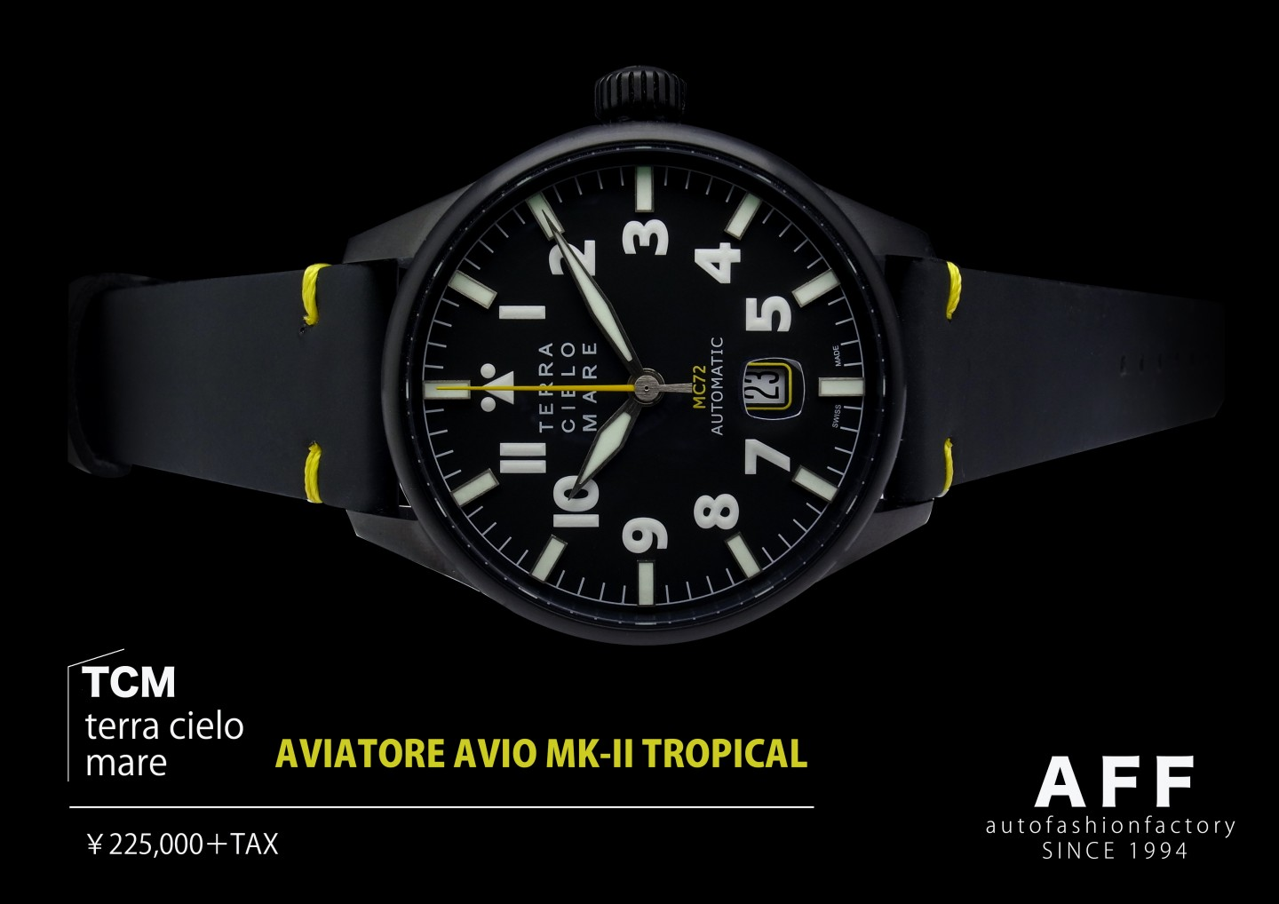 AVIATORE AVIO MK-II TROPICAL